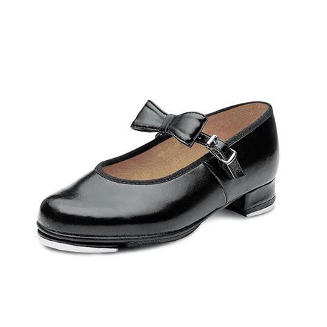 shoe taps bloch merry tap shoe s0352l