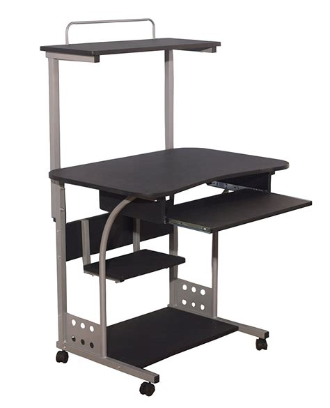 computer desk with tower shelf computer desk study table printer shelf stand office chair