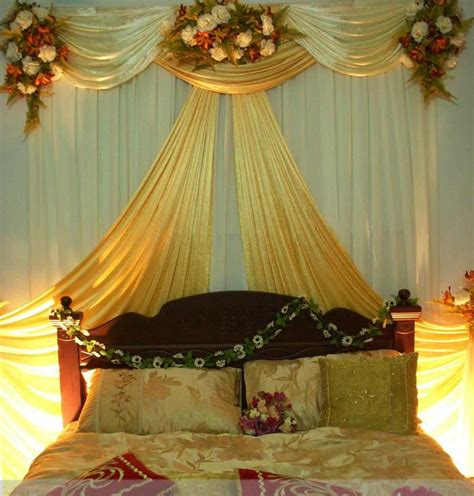 1st night bedroom decoration bengali wedding guide june 2012