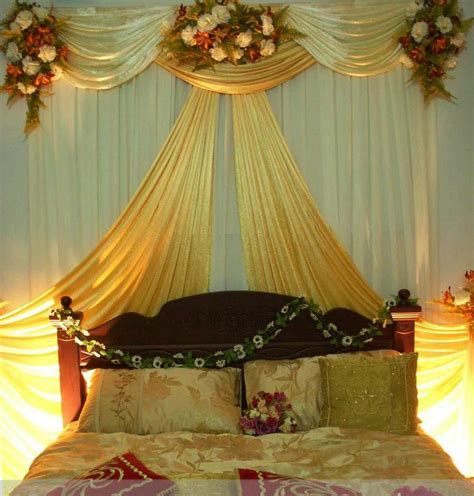 Bengali Wedding Guide: Bridal Bedroom Decoration Ideas