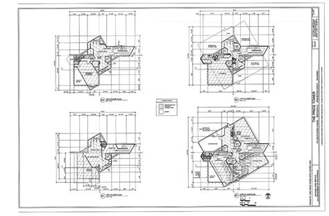 1 Washington Park 16th Floor - file 16th 19th floor plans price tower 510 south