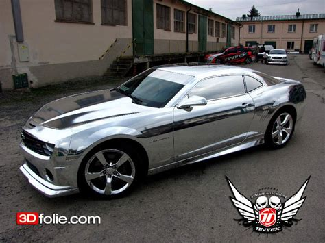 Folie 3m Na Auto by New Chrom 3d Folie