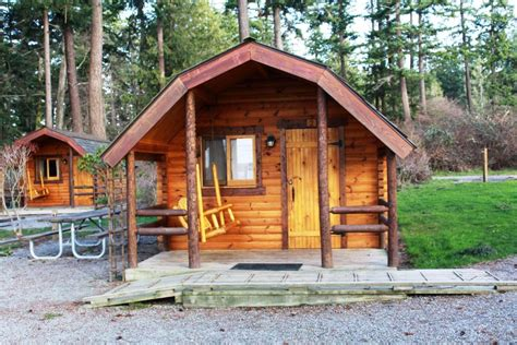 Bayview Cabins by Bay View State Park Mount Vernon Wa