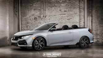 2017 honda civic cabrio should look like this will never happen   autoevolution