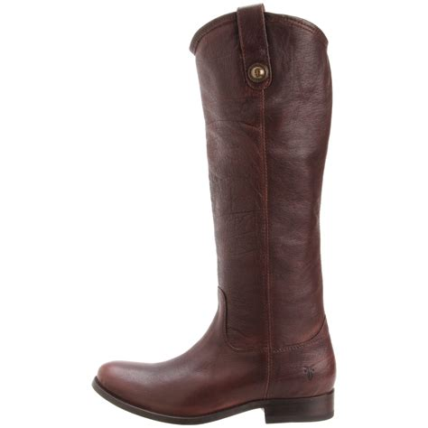 frye boots button frye frye womens button kneehigh boot in brown
