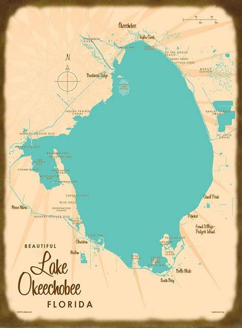 boat storage okeechobee fl lake okeechobee fl canvas print lakes buckets and