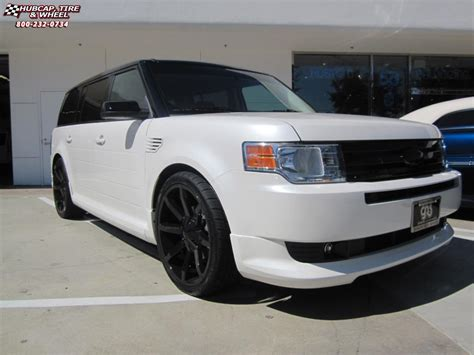 Ford Wheels by Ford Flex Custom Rims Www Pixshark Images