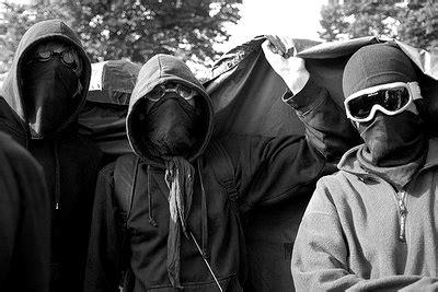 Black Block chicago news bench black bloc tactics exposed yes