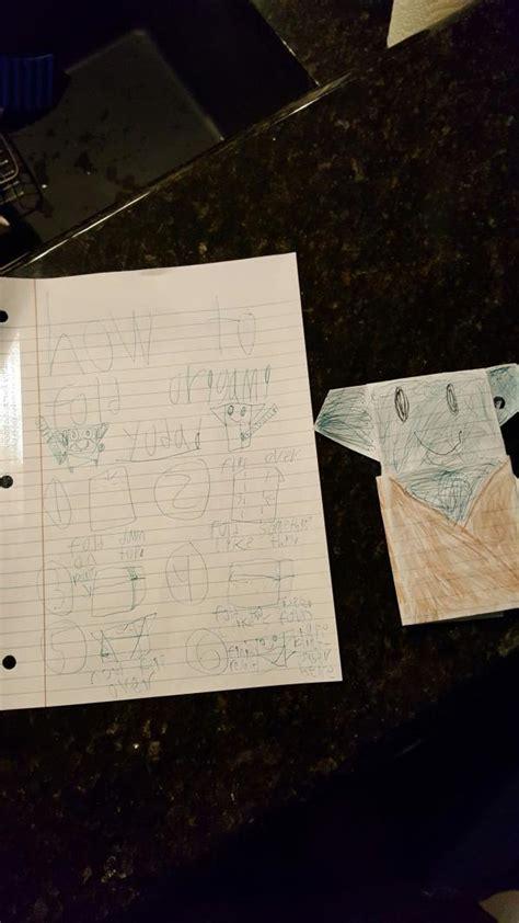 Or Am I Origami - new yoda i am origami yoda