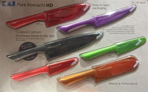 KAI Pure Komachi HD Knife Set   Harvey Cares
