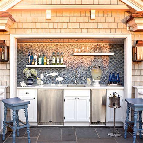 outdoor kitchen against house outdoor kitchen bar 10 most popular kitchens coastal