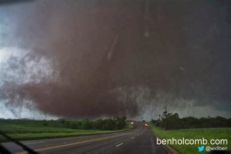 biggest tornado ever the oklahoma tornado some facts and pictures dan s wild