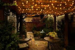 Outdoor Patio String Lighting Ideas Patio And Hearth Shop