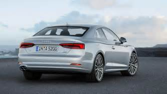 Audi A5 Pics 2017 Audi A5 And Audi S5 Updates Revealed Slashgear