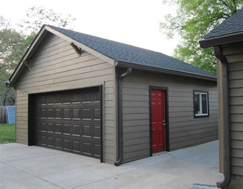 how to build a car garage custom garages and carports stratton exteriors nashville