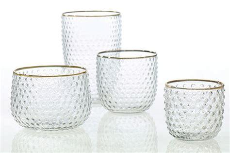 4 Candle Holder Mady Hobnail Antique Glass Votive Holder 4 Quot X 3 5 Quot