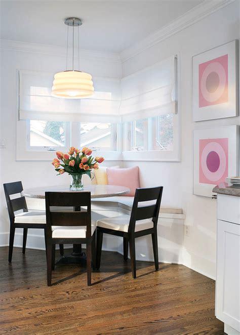 setting   cozy dining nook   design ideas