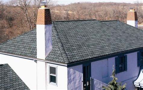carriage house shingles cedar topped roofing asphalt roofs