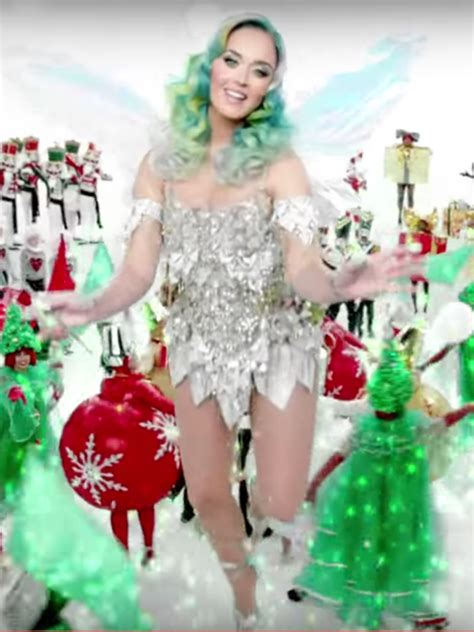 katy perrys christmas single happy merry