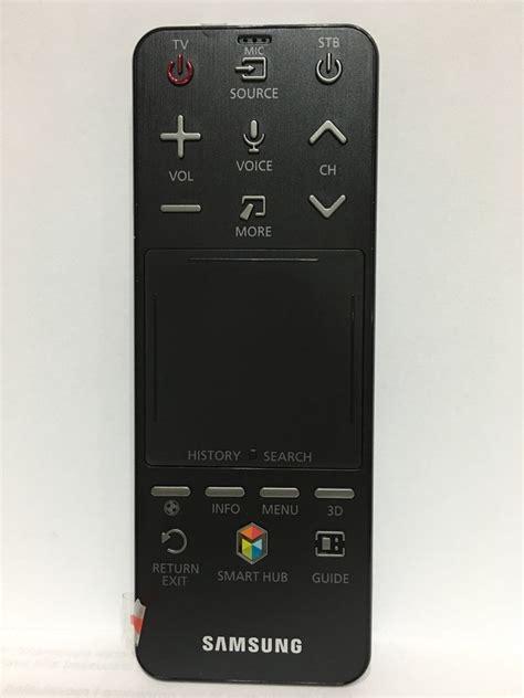 Remot Tv Original Samsung Smart new factory original samsung tv smart remote aa59