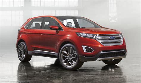 future ford cars ford edge suv concept previews territory successor