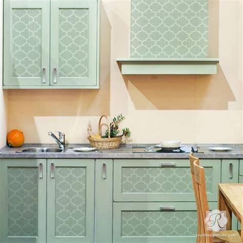 kitchen stencils designs trellis stencils for walls stencil wallpaper lattice