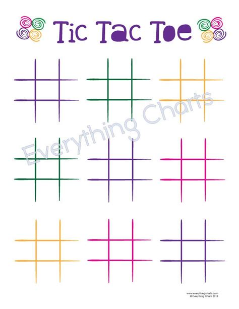 tic tac toe 7 best images of disney printable tic tac toe free