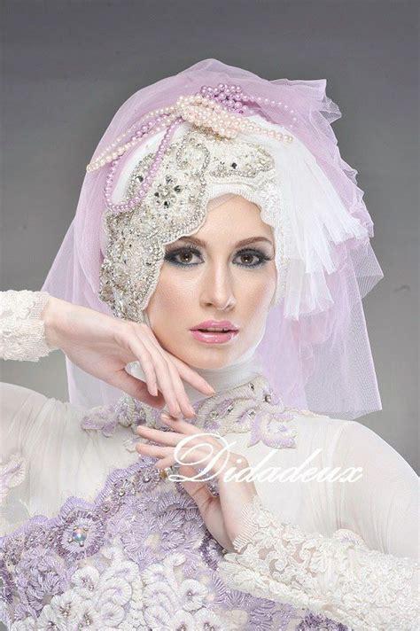Jilbab Pengantin 17 Best Images About Jilbab Pengantin On