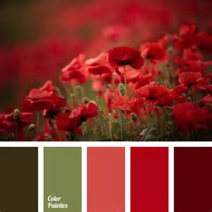 colors that match maroon maroon color palette ideas