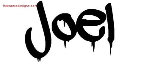tattoo name joel graffiti name tattoo designs joel free lettering free