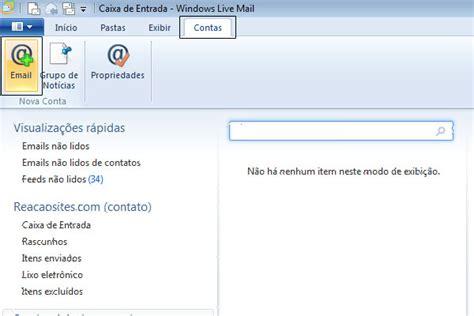 tutorial for windows 10 mail tutorial de configura 231 227 o windows live mail blog