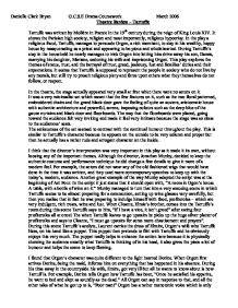 Tartuffe Essays by Religion In Tartuffe Essay Frankensteincoursework X Fc2