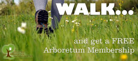 walking challenge new year s walking challenge houston arboretum