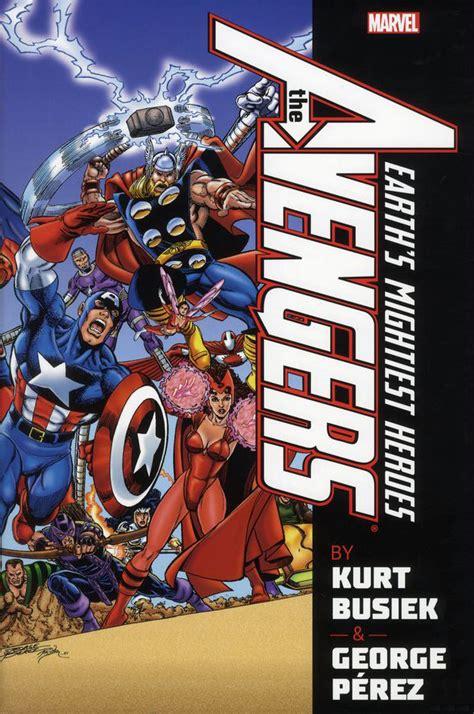 thor heroes return omnibus 1302908138 avengers by kurt busiek george perez omnibus 1 volume 1 issue