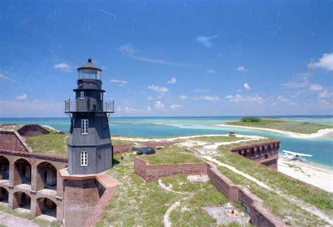 Garden Key by Florida Memory Fort Jefferson Lighthouse Garden Key