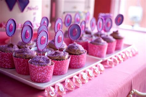 themed jewelry party ideas cute jewelry themed 8th birthday party pizzazzerie