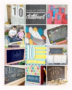 chalkboard diy projects cheap and easy diy chalkboard table six stuff