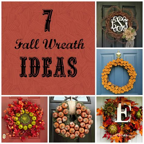 Diy Fall Wreaths Design Ideas 7 Diy Fall Wreath Ideas Detroit Mommies Detroit Mommies