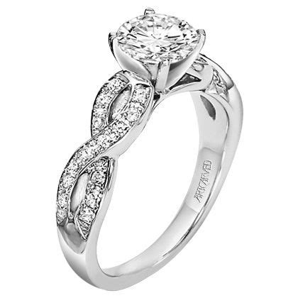 Infinity Design 4958 by Flongo Edelstahl Ring Engagement Verlobung Hochzeit