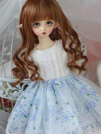 1 4 jointed doll clothes bjd clothes 1 4 sweet dress for msd jointed doll