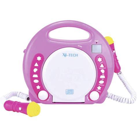 lecteur cd pour voiture avec usb lecteur cd pour enfants x4 tech bobby joey cd sd usb