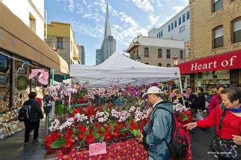new year flower market fair new year in san francisco 2018