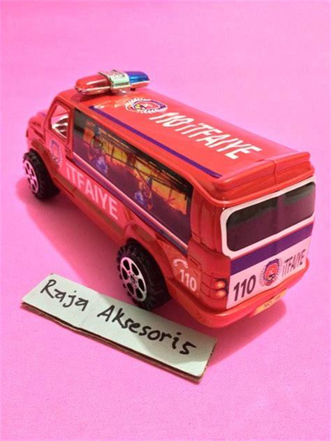 Mobil Mini Ni 1 Grosir Maian Murah harga mainan mobil pemadam kebakaran mainan toys