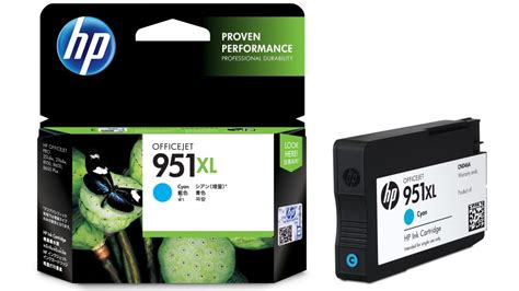 Barang Istimewa Catridge Hp 951 Xl Cyan buy hp 951 xl cyan officejet ink cartridge harvey norman au