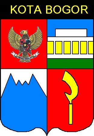 daftar kecamatan  kelurahan  kota bogor wikipedia