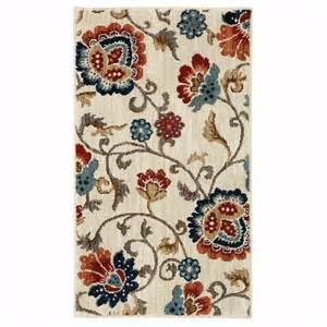 mohawk throw rugs shop mohawk home a r sheltstone rectangular indoor