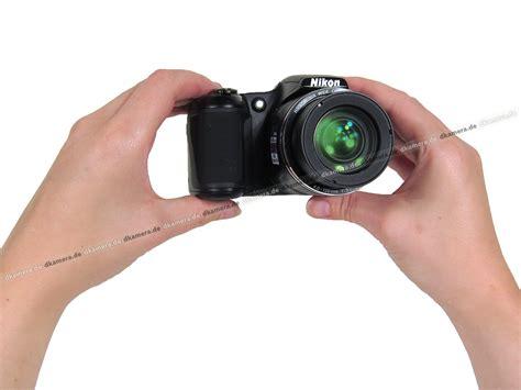 Kamera Nikon L820 die kamera testbericht zur nikon coolpix l820