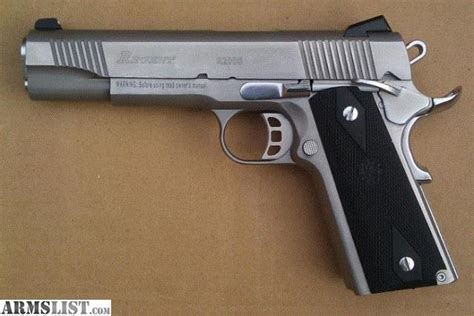 Tbi Firearm Background Check Armslist For Sale Regent R200s 1911 45 Acp Stainless