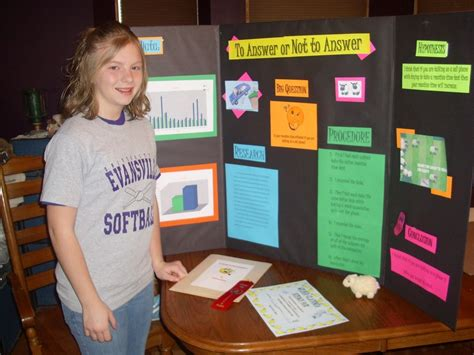 Which Carpet Cleaner Works The Best Science Project - wilber clatonia schools science fair 2008 results