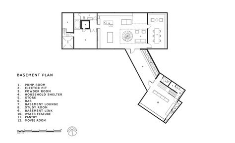 white house basement floor plan basement plan black white house